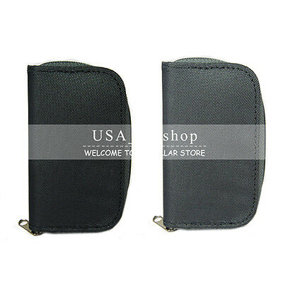 New Memory Card 22-Slots Storage Wallet Carrying Case Holder for CF/SD/MS/MSD/XD