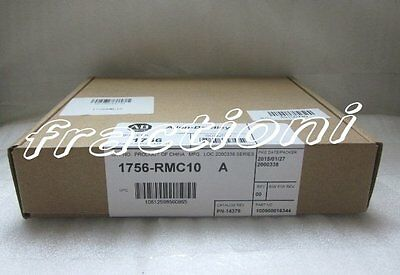 AB PLC Redundancy Module 1756-RMC10 ( 1756RMC10 ) New In Box, Factory Sealed !