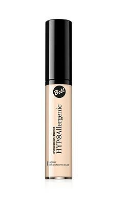 BELL HYPOAllergenic LIQUID Eye Shadow Base PRIMER NEW VERSION NEW FORMULA
