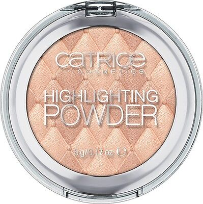 Catrice - Highlighter Powder - poudre illuminatrice - 020 Champagne Campaign