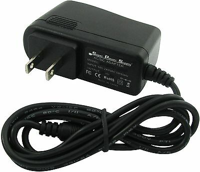 Super Power Supply® AC Charger Adapter for Sony Portable DVD Player Dvp-fx811k