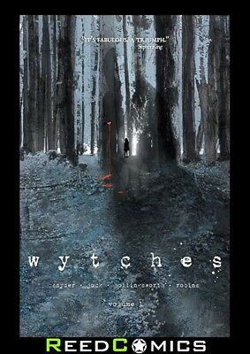 WYTCHES VOLUME 1 GRAPHIC NOVEL New Paperback Scott Snyder Collects Issues #1-6