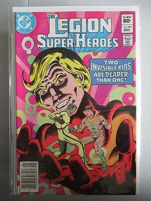 Legion of Super-Heroes Vol. 1 (1980-1984) #299 VF