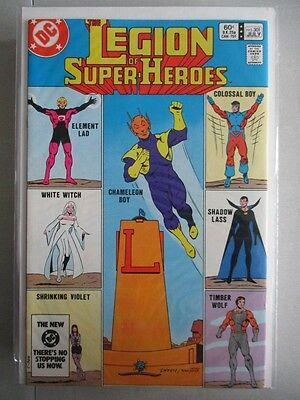 Legion of Super-Heroes Vol. 1 (1980-1984) #301 NM-