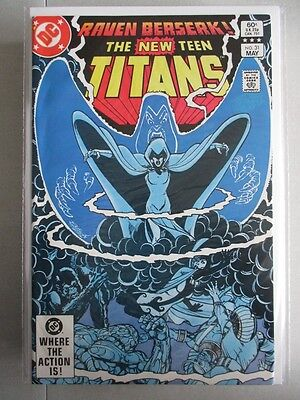 New Teen Titans (1980-1984) #31 NM-