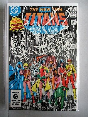 New Teen Titans (1980-1984) #36 NM