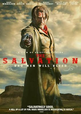 The Salvation New Dvd