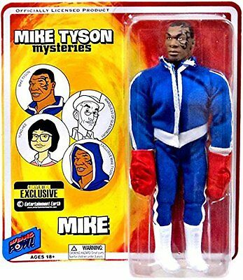 Mike Tyson Mysteries Retro Convention Exclusiv Trainings Anzug Action Figur BBP