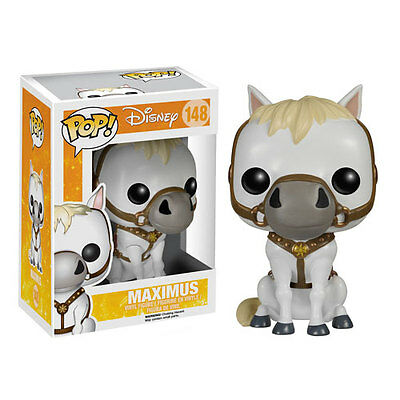 Disney Tangled Maximus Pop! Vinyl Figure - Funko - FU5136