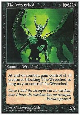 Il Corruttore - The Wretched MTG MAGIC 5E 5th Edition Eng/Ita