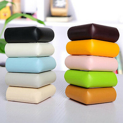 4 x Toddler Baby Kids Safety Soft Foam Sponge Corner  Edge Cushion Protection