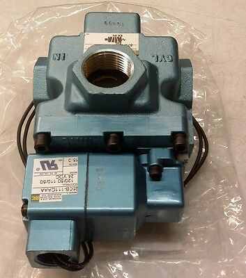 MAC Model 57C-21-111CA Valve NEW