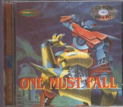 Juego Clasico PC: ONE MUST FALL (Friendware)