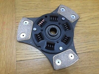 New Fiat X1/9 X19 1500 - Cerametallic 3 Paddle Performance Sprung Clutch Plate
