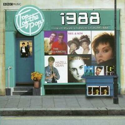 Various Artists : Top of the Pops 1988 CD (2008)