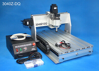 2016 NEW 3040 CNC ROUTER 300W ENGRAVER/ENGRAVING DRILLING Ball screw
