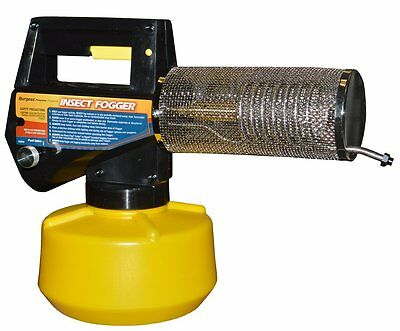 Burgess 1443 Propane Insect Fogger, Fast and Effective Mosquito (Your Yard) NEW
