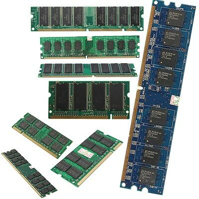 1Gb 2Gb 512Mb Ddr Ddr2 Ddr3 Desktop / Laptop Memory Ram For Amd / Intel Cpu Au