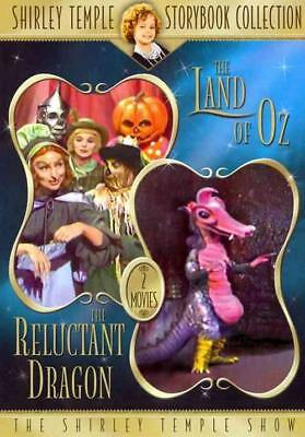 Shirley Temple Storybook Collection - The Land Of Oz/The Reluctant Dragon New Dv