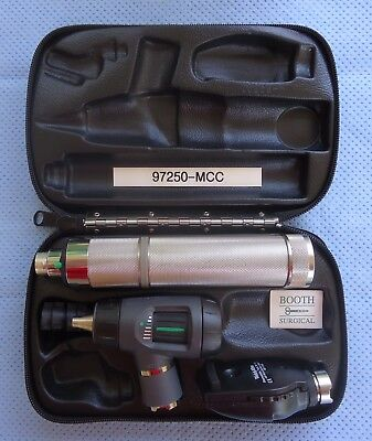 "Welch Allyn Diagnostic Set #97250-Mcc  "" Mission/student Set"" All New Components"