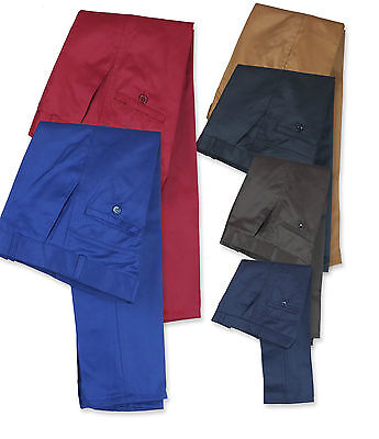 New Boys Slim Fit Chino Trousers