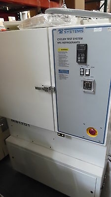 Mosaid Systems M120050 Cycler Test System HFC Refrigerant /  Despatch EC305