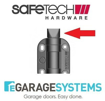 Safetech Gate Hinge Safety Cap For 135 Series Gate Hinges Black SC-30