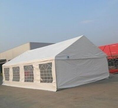 20x30 Party Tent fully enclosed