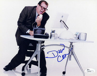 (SSG) DREW CAREY Signed 10X8 Color Photo with a JSA (James Spence) COA