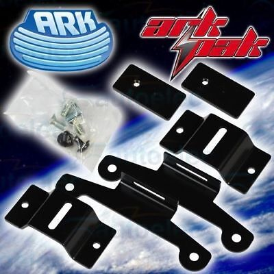 Mounting Brackets Set To Suit Ark Ap730 Arkpak Battery Powerpack Apb20B Mount