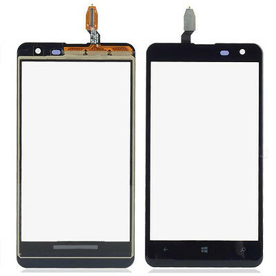 Quality Outer Glass Panel Touch Screen Digitizer Replacement for Nokia Lumia 625