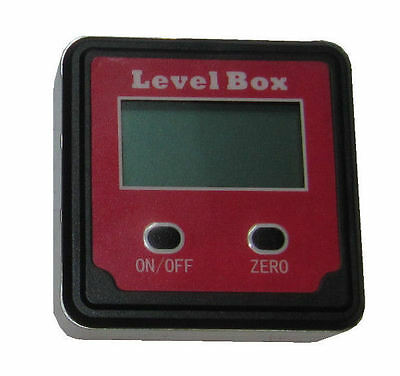 Rdgtools Digital Level Box Angle Sensor Accurately Set Tools Blades Measuring