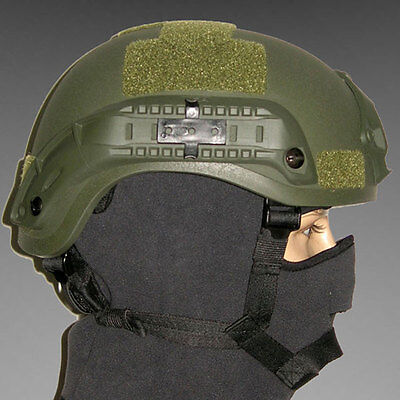 Combat Helmet Airsoft Fast Helmet US Army Collectable Military Tactical Mich