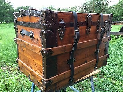 TRISKELE TRUNKS - Antique Trunk Restoration and Refurbishing