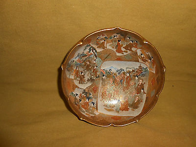 Satsuma Japanese Antique Bowl