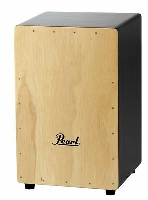 Pearl Club Cajon Sheer Black - PBC512CC
