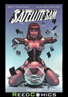 SATELLITE SAM VOLUME 1 GRAPHIC NOVEL New Paperback Collects Issues #1-5