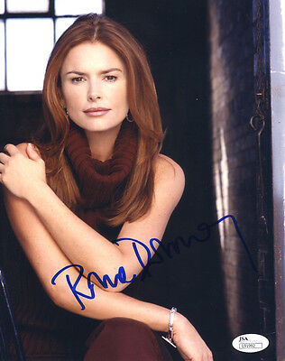 (SSG) ROMA DOWNEY Signed 8X10 Color Photo with a JSA (James Spence) COA