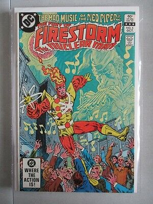 Firestorm - The Nuclear Man (1982-1990) #5 VF/NM