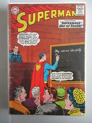 Superman Vol. 1 (1939-2011) #176 VG+