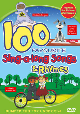 100 Favourite Sing-along Songs DVD (2008)