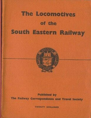 Locomotives of the South Eastern Railway by Bradley 1963