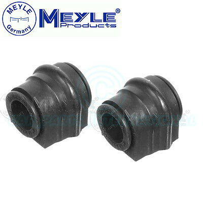 2x Meyle (Germany) Anti Roll Bar Bushes Front Axle Left & Right No: 014 032 0208