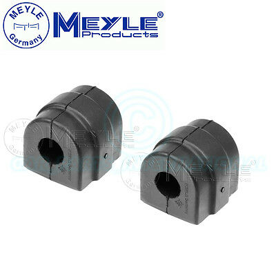 2x Meyle Anti Roll Bar Bushes Front Axle Left and Right (Inner) No: 314 615 0002