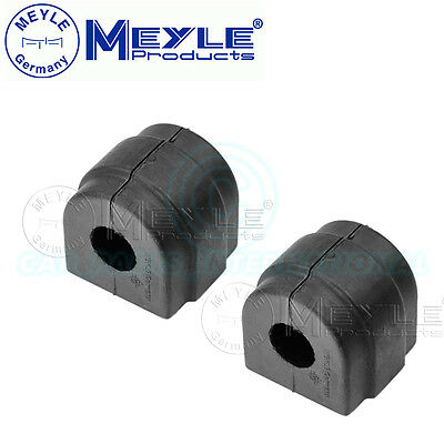 2x Meyle Anti Roll Bar Bushes Front Axle Left and Right (Inner) No: 314 615 0003