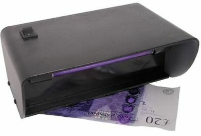 UV Light Counterfeit Fake Bank Note Banknote Money Checker Detector All Notes UK