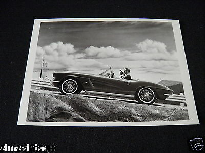 Unusual Weird Postcard Untitled 1956 Couple in Car