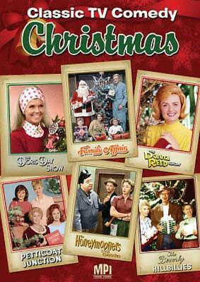 The Ultimate Classic Tv Christmas Comedy Collection New Dvd