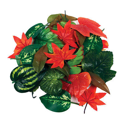 Creation Station Artificial Leaves Pack of 100 approx CT4151