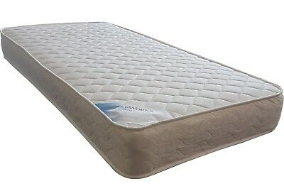Geneva 8 Inch Micro Quilted Memory Foam Mattress 3ft Single 4'6 Double 5ft King